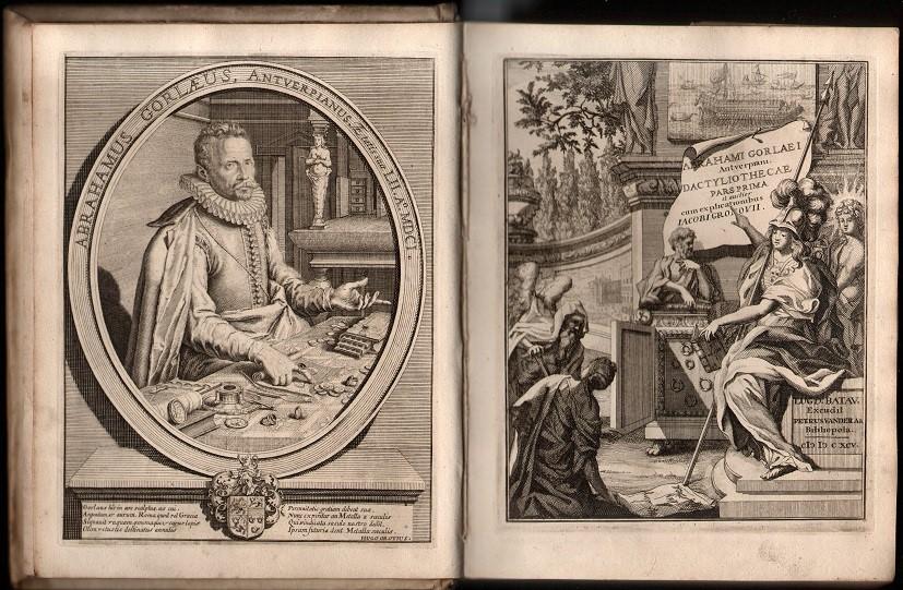 Dactyliothecae, seu annulorum sigillarum quorum apud priscos tam graecos quam romanos usus ex ferro,