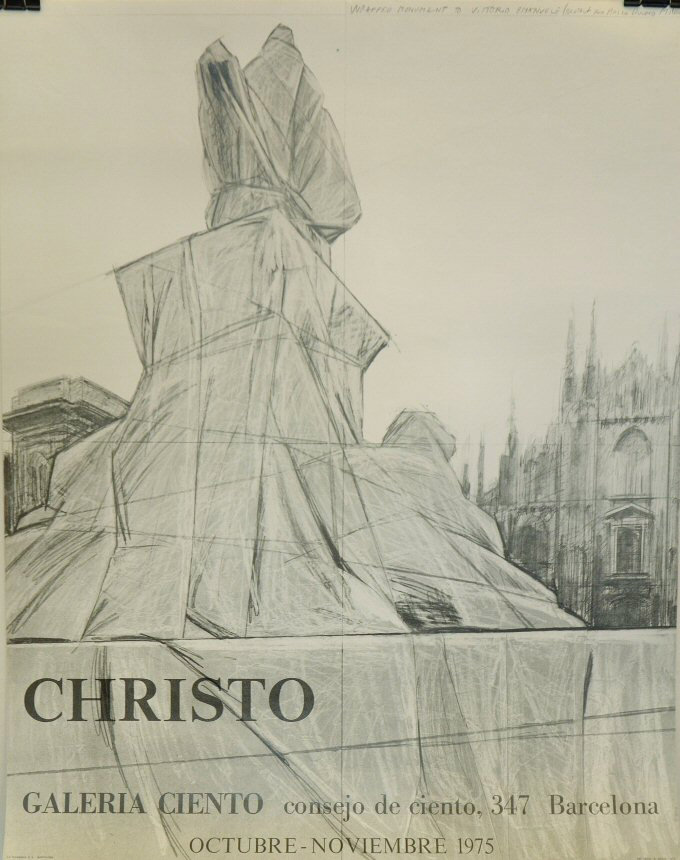 Christo – Galeria Ciento – Barcelona