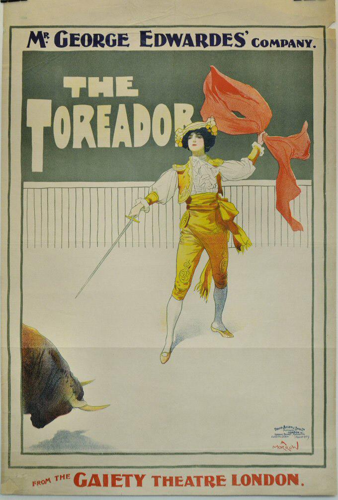 The Toreador – Gaiety Theatre London