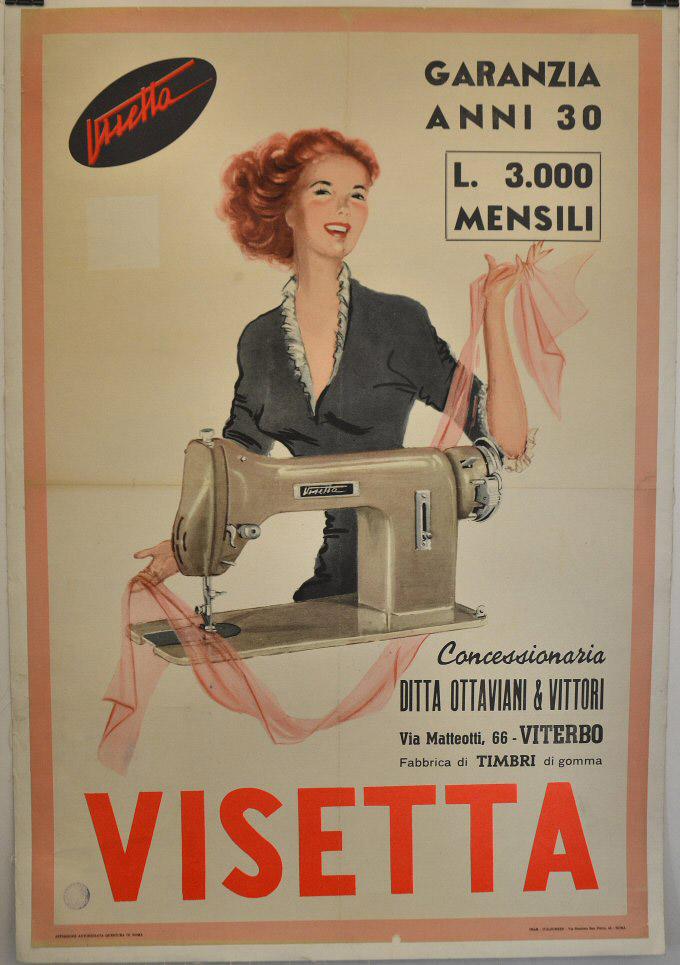 Visetta .. Macchine per cucire