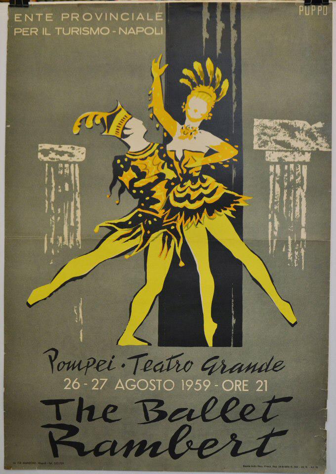 Pompei – The Ballet Rambert