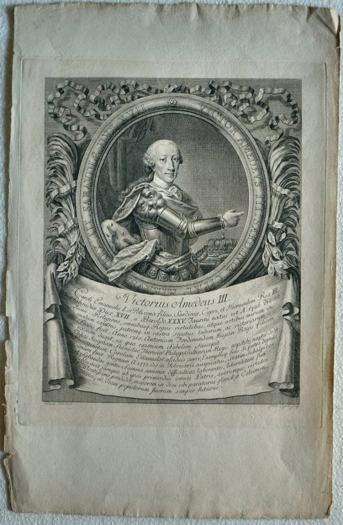 Victorius Amedeus III