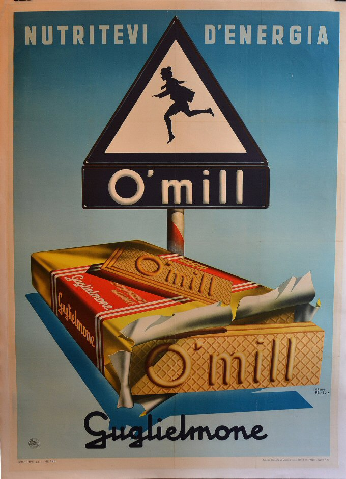 O'Mill Guglielmone – Nutritevi d'energia