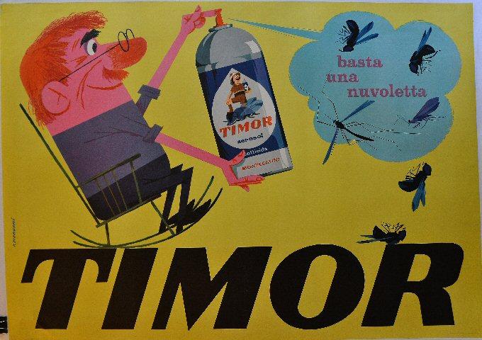 Timor, basta una nuvoletta