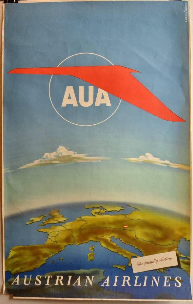 AUA Austrian airlines