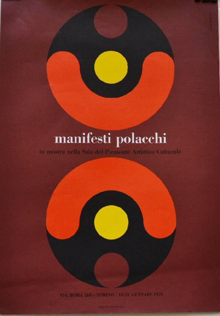Manifesti polacchi in mostra nella sala del Piemonte artistico culturale