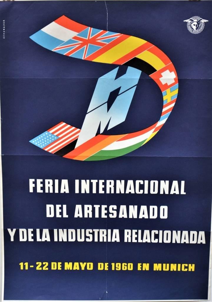 Feria internacional del Artisanado y del Industria