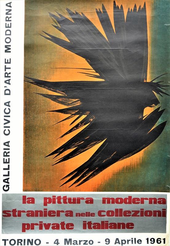 La pittura moderna straniera nelle collezioni private italiane. Torino 1961